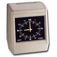 Amano EX 9500 Time Clock printing supplies