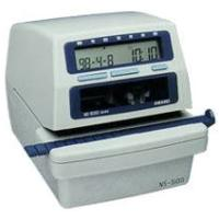 Amano NS 5100 Time Clock printing supplies