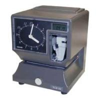 Amano TCX 21 Time Clock printing supplies