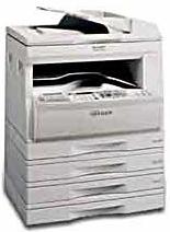 Sharp AR-201 printing supplies