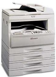 Sharp AR-207 printing supplies