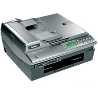 Brother DCP-340CW printing supplies