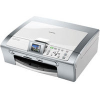 Brother DCP-350C printing supplies