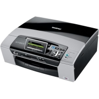 Brother DCP-585CW printing supplies