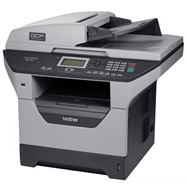 Brother DCP-8085DN printing supplies