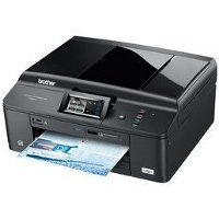 Brother DCP-J725DW printing supplies