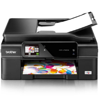 Brother DCP-J752DW printing supplies