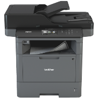 Brother DCP-L5600DN printing supplies