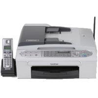 Brother IntelliFax 2580c consumibles de impresión