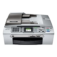 Brother MFC-465CN printing supplies