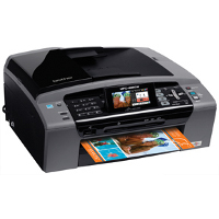 Brother MFC-495CW printing supplies