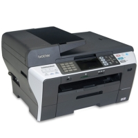 Brother MFC-6490CW printing supplies