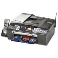 Brother MFC-885CW printing supplies