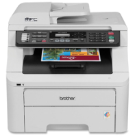 Brother MFC-9325CW printing supplies