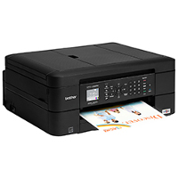 Brother MFC-J485DW printing supplies