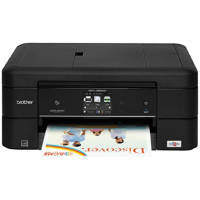 Brother MFC-J885DW printing supplies