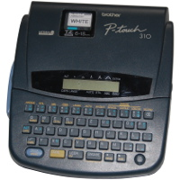 Brother PT-310B printing supplies