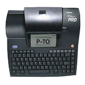 Brother PT-9400 printing supplies