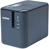 Brother PT-P900W printing supplies