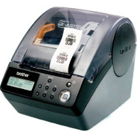 Brother QL-650TD printing supplies