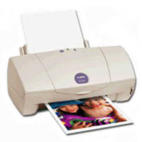 Canon BJC 3010 printing supplies