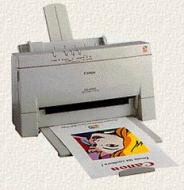 Canon BJC 4000 printing supplies