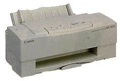 Canon BJC 600e printing supplies