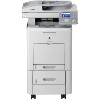 Canon Color imageRUNNER C1021iF printing supplies