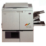 Canon CLC 320 printing supplies