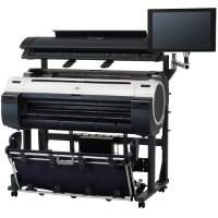 Canon imagePROGRAF iPF770 MFP M40 printing supplies