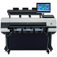 Canon imagePROGRAF iPF830 MFP M40 printing supplies