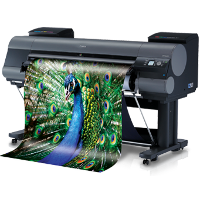 Canon imagePROGRAF iPF8410s printing supplies