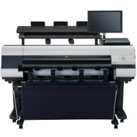 Canon imagePROGRAF iPF850 MFP M40 printing supplies