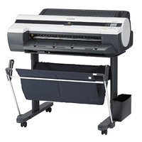 Canon imagePROGRAF iPF605 printing supplies
