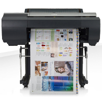 Canon imagePROGRAF iPF6450 printing supplies