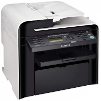 Canon i-SENSYS MF4550 printing supplies