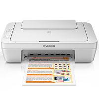 Canon PIXMA MG2550 printing supplies