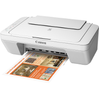 Canon PIXMA MG2950 printing supplies