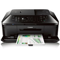 Canon PIXMA MX722 printing supplies