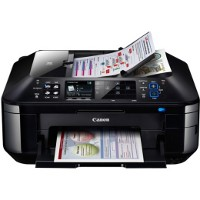 Canon PIXMA MX882 printing supplies