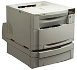 Hewlett Packard Color LaserJet 4550dn printing supplies