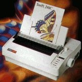 Citizen Swift 240 C printing supplies