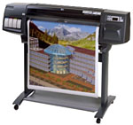 Hewlett Packard DesignJet 1055cm Plus printing supplies
