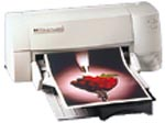 Hewlett Packard DeskJet 1100c printing supplies