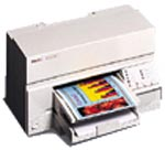 Hewlett Packard DeskJet 1200c printing supplies