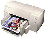 Hewlett Packard DeskJet 612c printing supplies