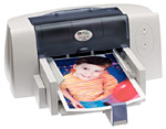 Hewlett Packard DeskJet 642c printing supplies