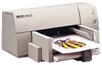 Hewlett Packard DeskJet 660c printing supplies