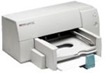 Hewlett Packard DeskJet 670 TV printing supplies