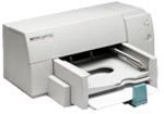 Hewlett Packard DeskJet 672c printing supplies